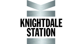 Knightdale Station Logo