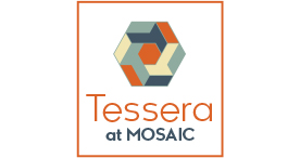 Tessera at Mosaic Logo