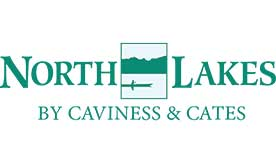 North Lakes by Caviness and Cates Logo