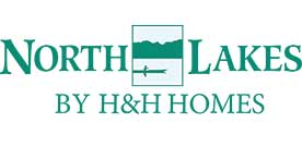 North Lakes by H and H Homes Logo