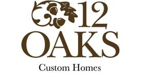 12 Oaks Custom Logo