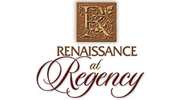 Renaissance at Regency Logo