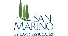 San Marino by Caviness and Cates Logo