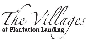 The Villages at Plantation Landing Logo