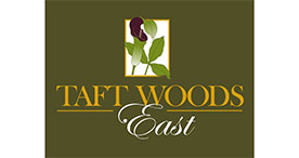 Taft Woods East Logo