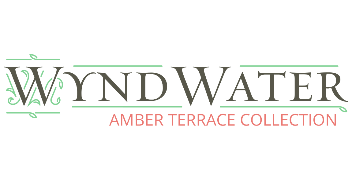 WyndWater Amber Terrace Collection Logo